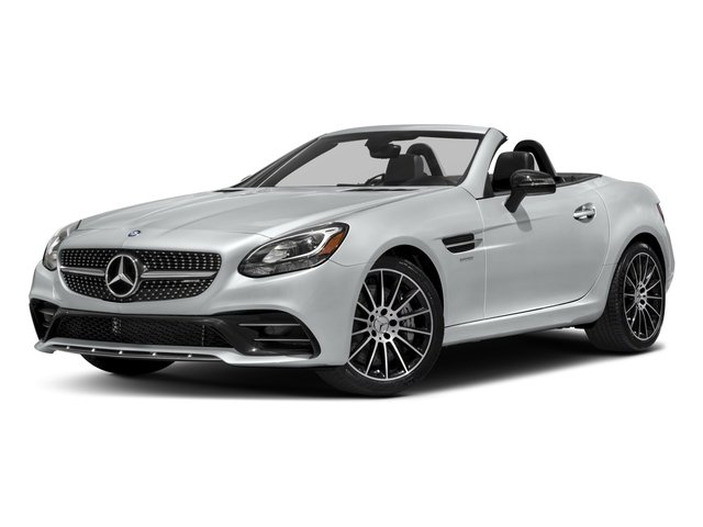 New 2017 Mercedes Benz Slc Slc 43 Amg Roadster Roadster