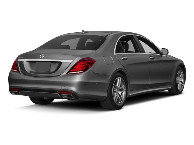 New 2017 Mercedes Benz S Class S 550 Sedan In Little